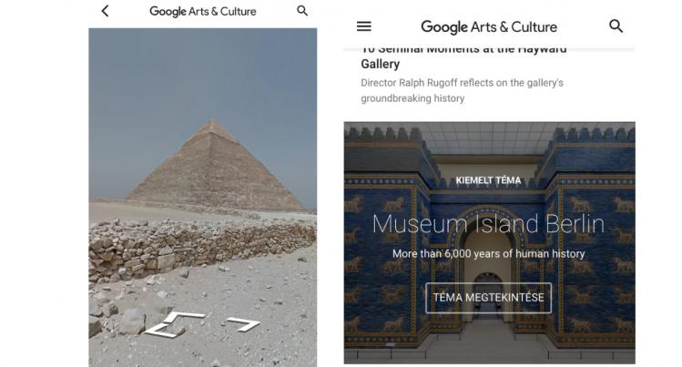 google arts_teszt_interword