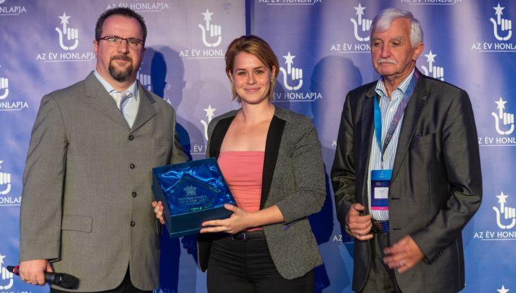 Év Honlapja Díj - Minőségi díjat kapott az Interword